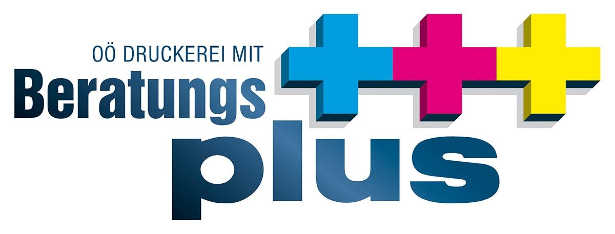 Logo Beratungsplus Druckerei RGB